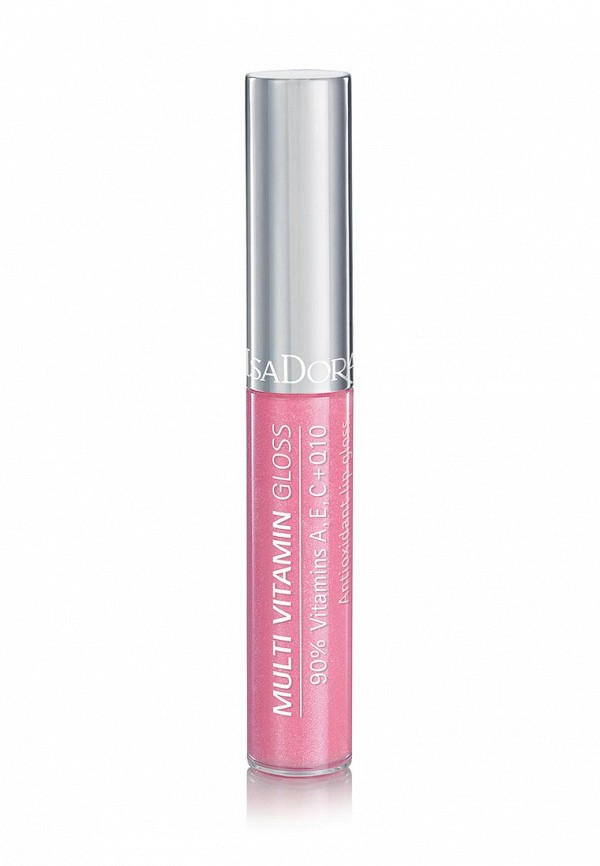 Блеск для губ Isadora мультивитаминный Multi Vitamin Gloss 39, 7 мл