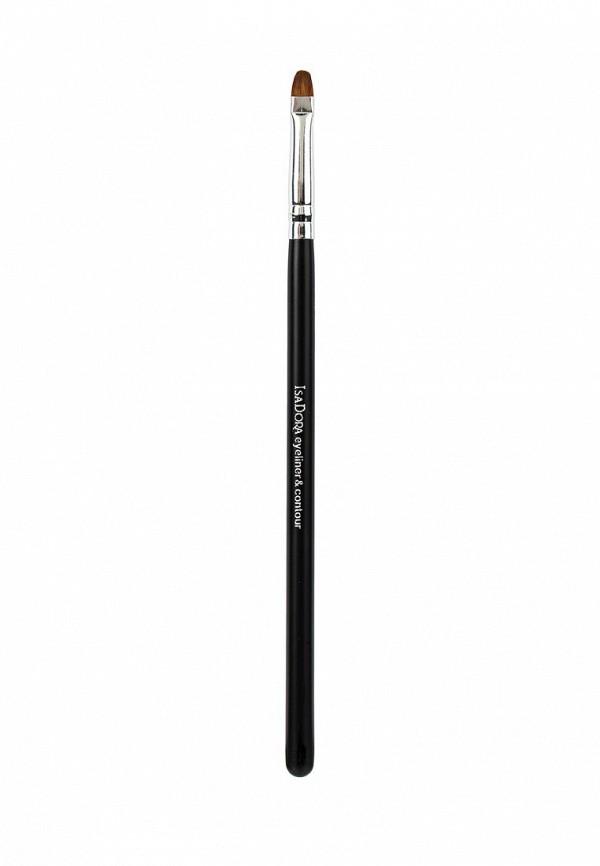 Кисть для глаз Isadora для контура Eye Liner  Contour Brush