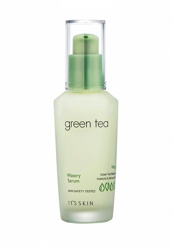 Сыворотка Its Skin для жирной и комбинированной кожи Green Tea, 40 мл