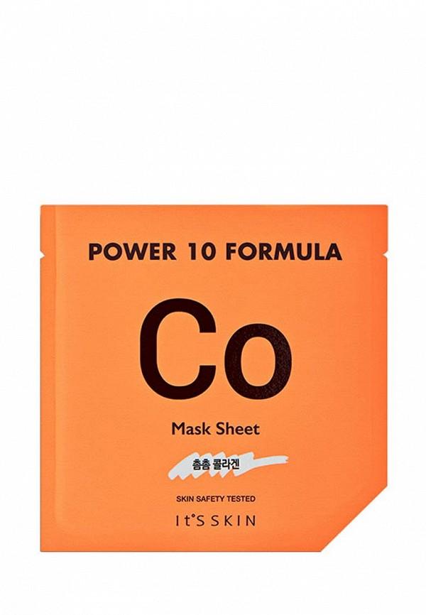 Маска для лица Its Skin Power 10 Formula, коллагеновая, 25 мл
