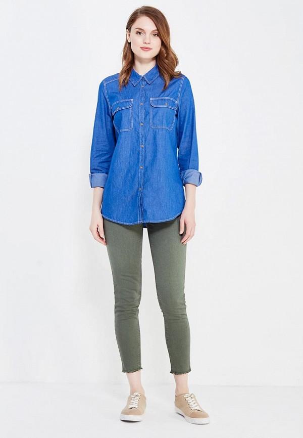Рубашка джинсовая Jennyfer DE1CLEARE Фото 2
