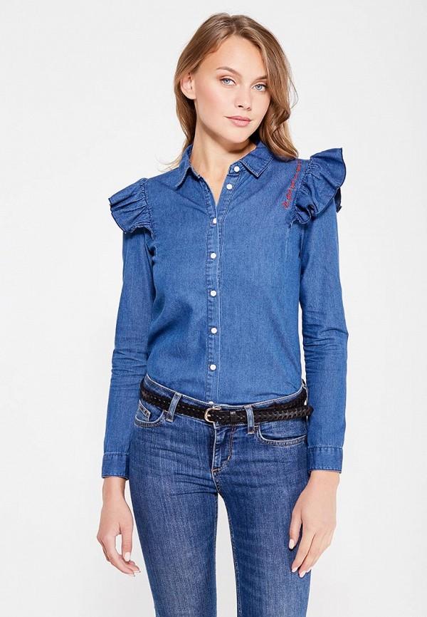 Рубашка джинсовая Jennyfer DEH17CHERYD