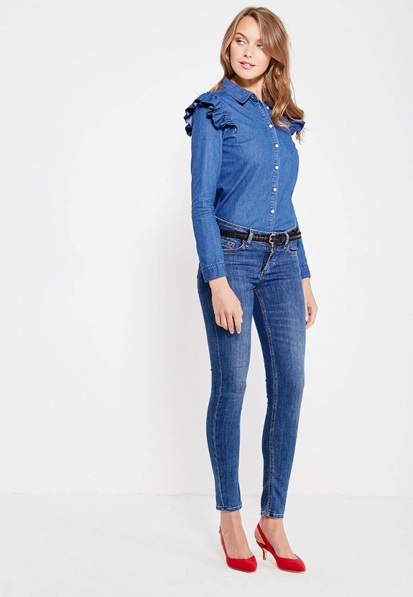 Рубашка джинсовая Jennyfer DEH17CHERYD Фото 2