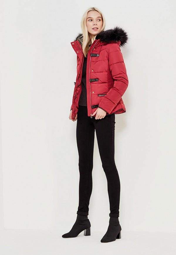 Куртка утепленная Jennyfer PMH17BOUCLE Фото 2