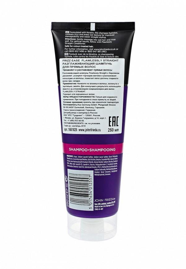 Шампунь John Frieda Frizz Ease FLAWLESSLY STRAIGHT Разглаживающий для прямых волос , 250 мл