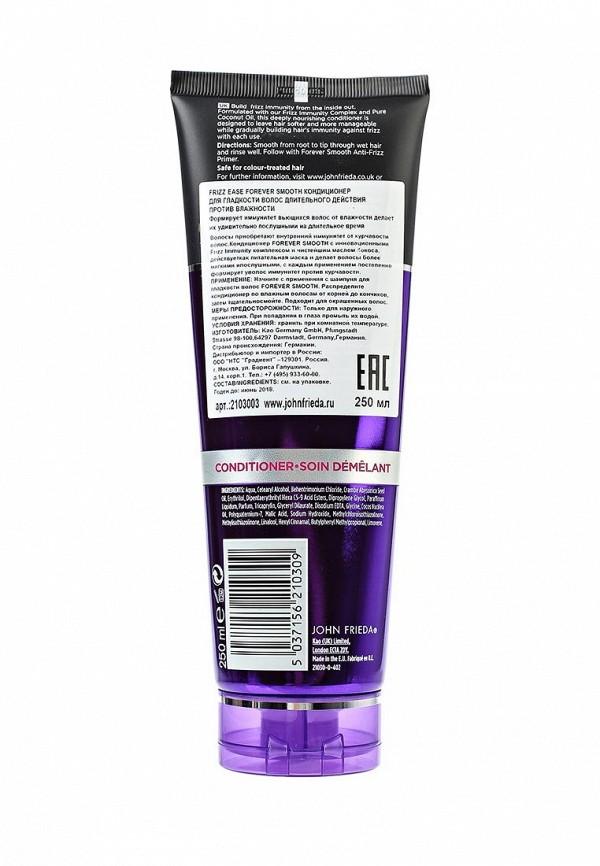 Кондиционер для волос John Frieda Frizz Ease FOREVER SMOOTH для гладкости длительного действия против влажности, 250 мл