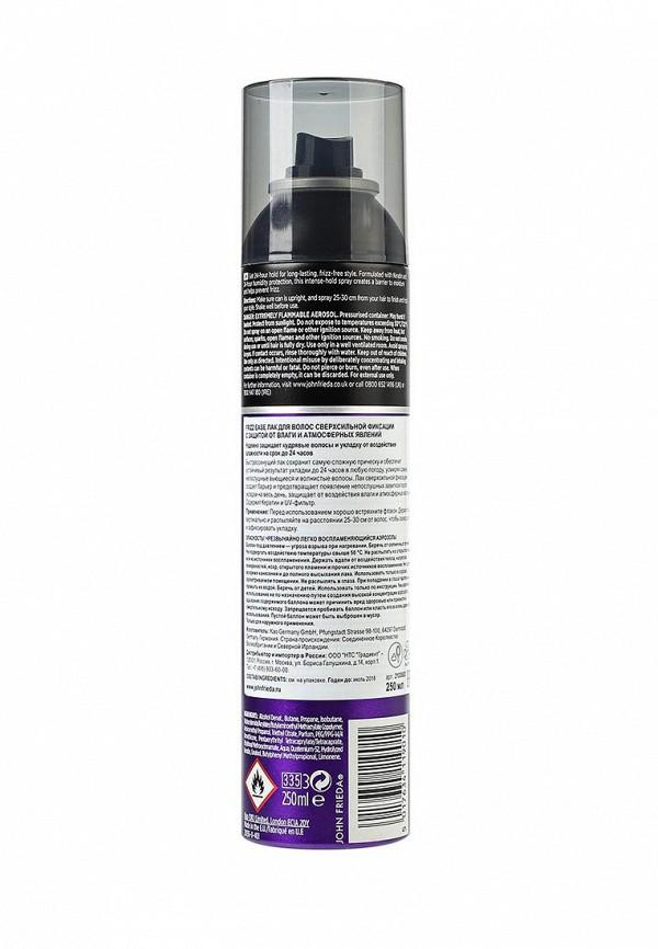 Лак для волос John Frieda Frizz-Ease сверхсильной фиксации с защитой от влаги и атмосферных явлений, 250 мл
