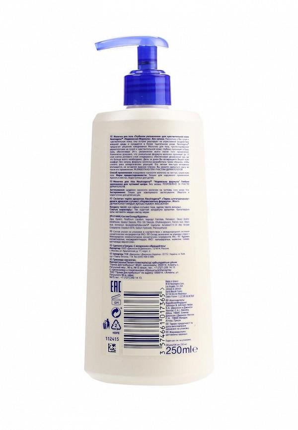 Молочко для тела Johnson  Johnson Neutrogena для тела Глубокое увлажнение для сухой и чувствительной кожи, 250 мл