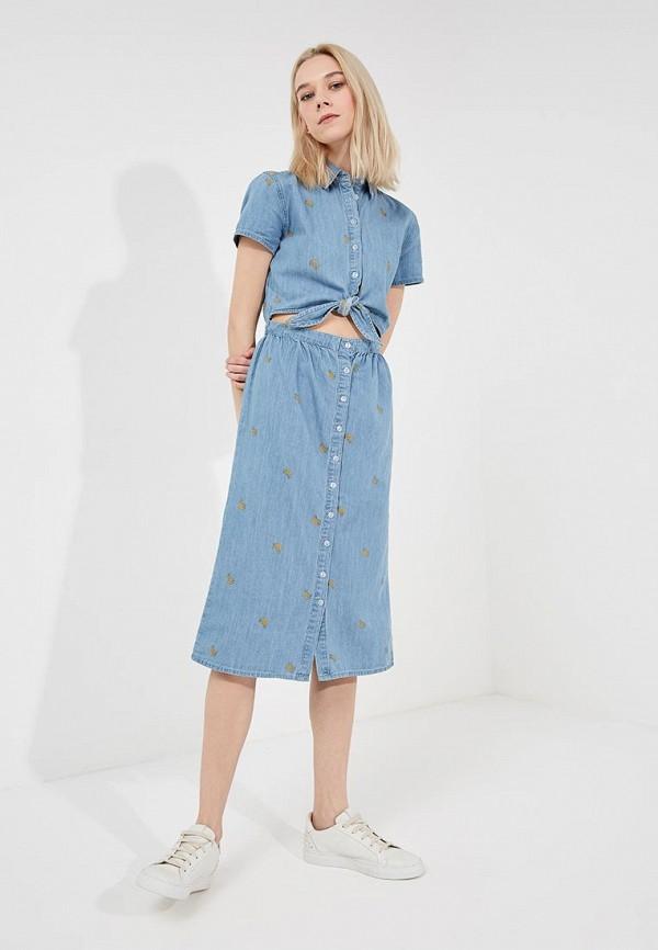 Платье джинсовое Juicy by Juicy Couture JWFWD120549