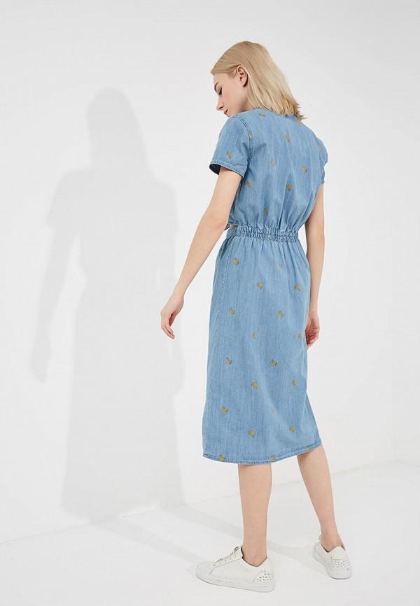 Платье джинсовое Juicy by Juicy Couture JWFWD120549 Фото 3