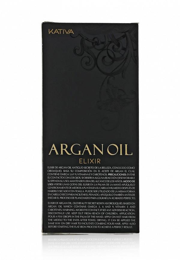 Масло для волос Kativa Защитное Эликсир Арганы, 30 мл