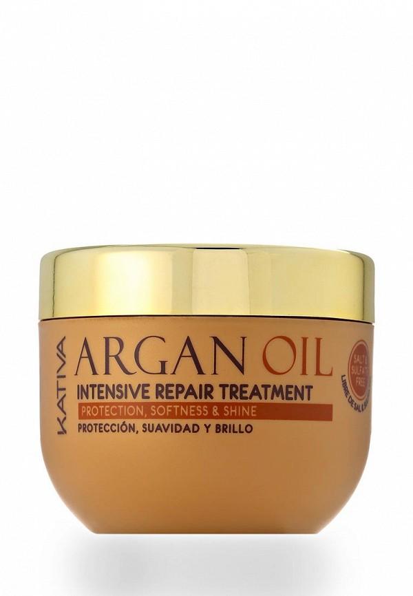 Маска для волос Kativa Интенсивная увлажняющая с маслом Арганы 500