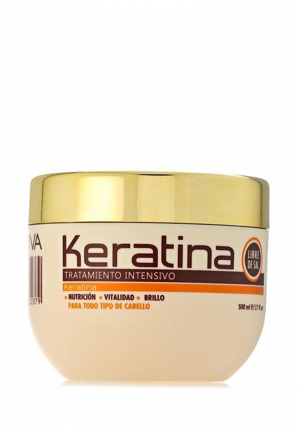 Маска Kativa Кератиновая интенсивная для поврежденных волос 500 мл