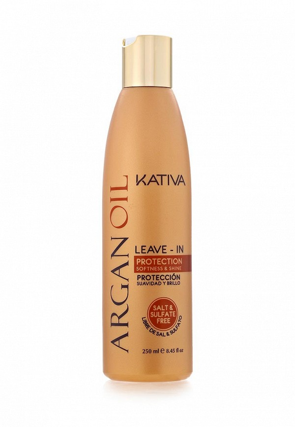 Кондиционер для волос Kativa Оживляющий с маслом Арганы 250 мл