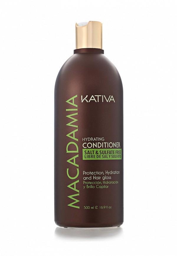 Кондиционер для волос Kativa Увлажняющий 500 мл