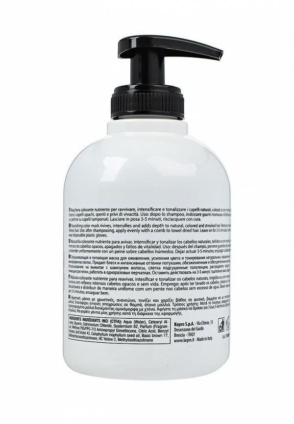 Маска для волос KayPro Питающая окрашивающая (бежевый), 300 мл