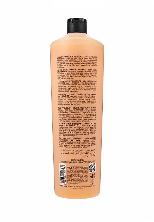 Шампунь KayPro для волос с апельсином для частого использования, 1000 мл