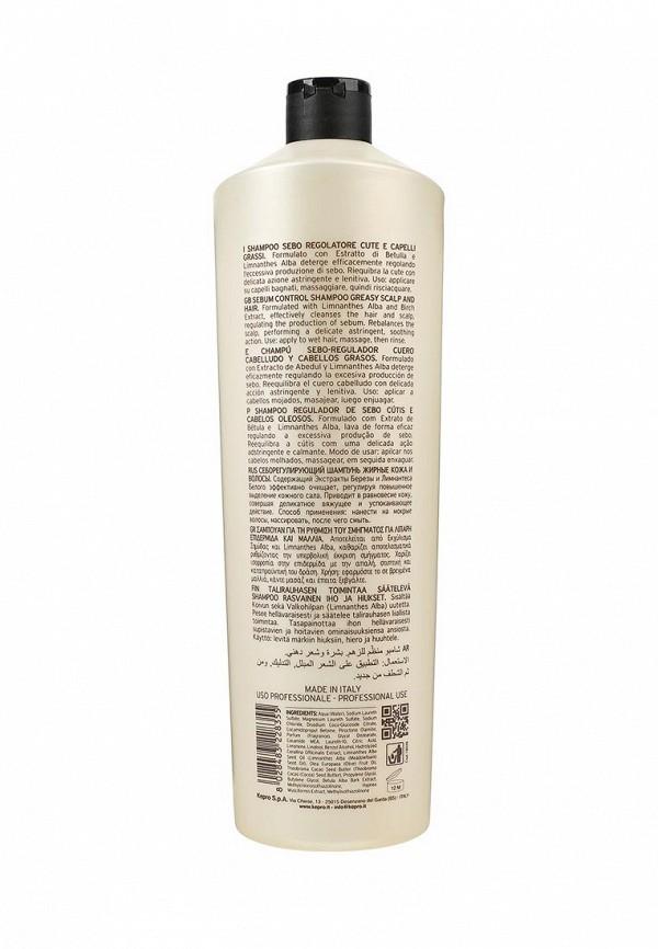 Шампунь KayPro себорегулирующий для жирных волос, 1000 мл
