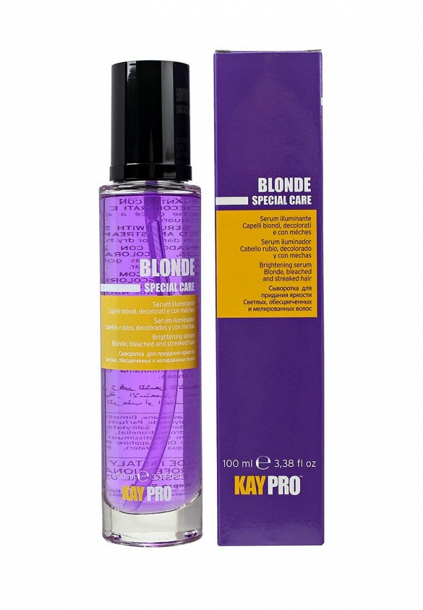 Сыворотка для волос KayPro с сапфиром для придания яркости ,100 мл