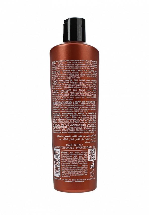 Шампунь KayPro с икрой для улучшения окрашенных и химически обработанных волос , 350 мл