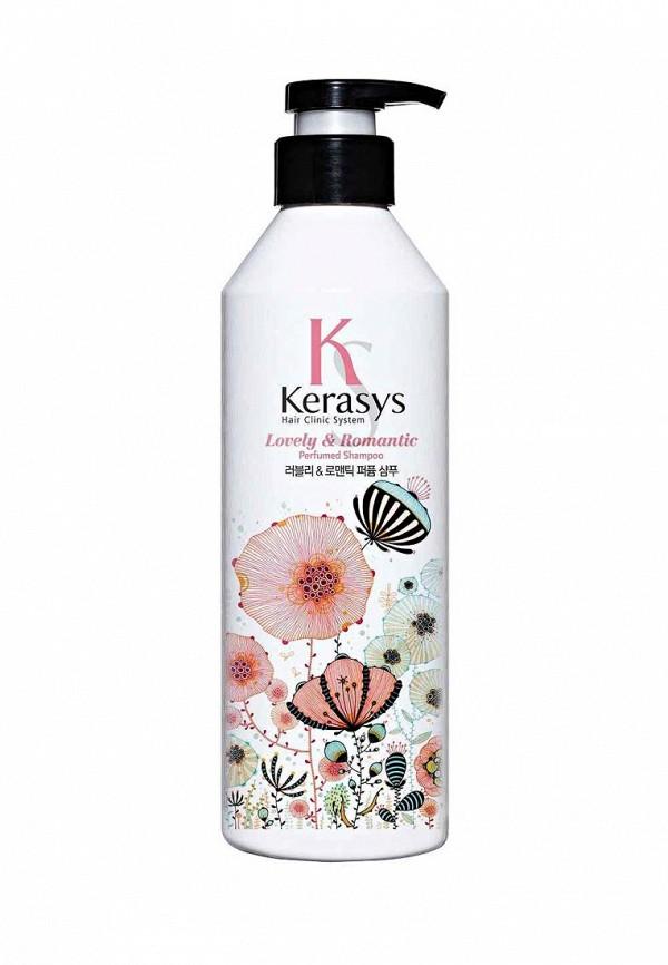 Шампунь Kerasys для волос  Романтик, 600 мл