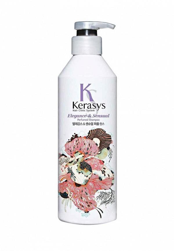 Кондиционер для волос Kerasys для волос Элеганс, 600мл