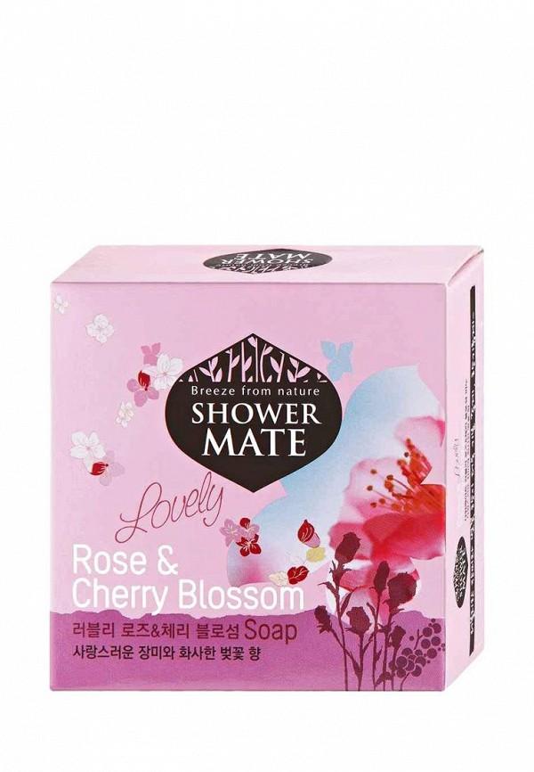 Мыло Kerasys Роза и вишневый цвет, 4*100 г