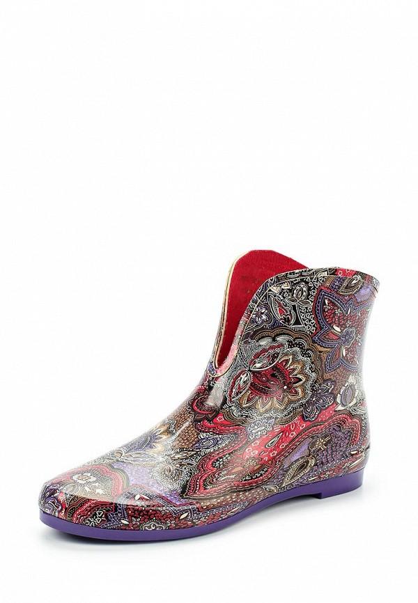 Резиновые ботинки Keddo 887508/01-01