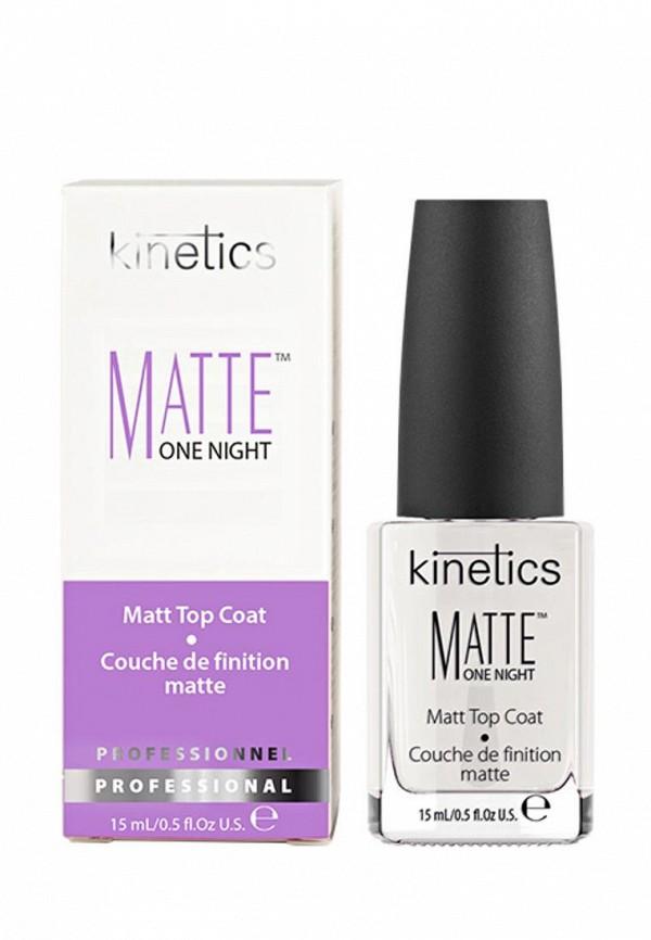 Верхнее покрытие Kinetics матовое Matte 15 мл