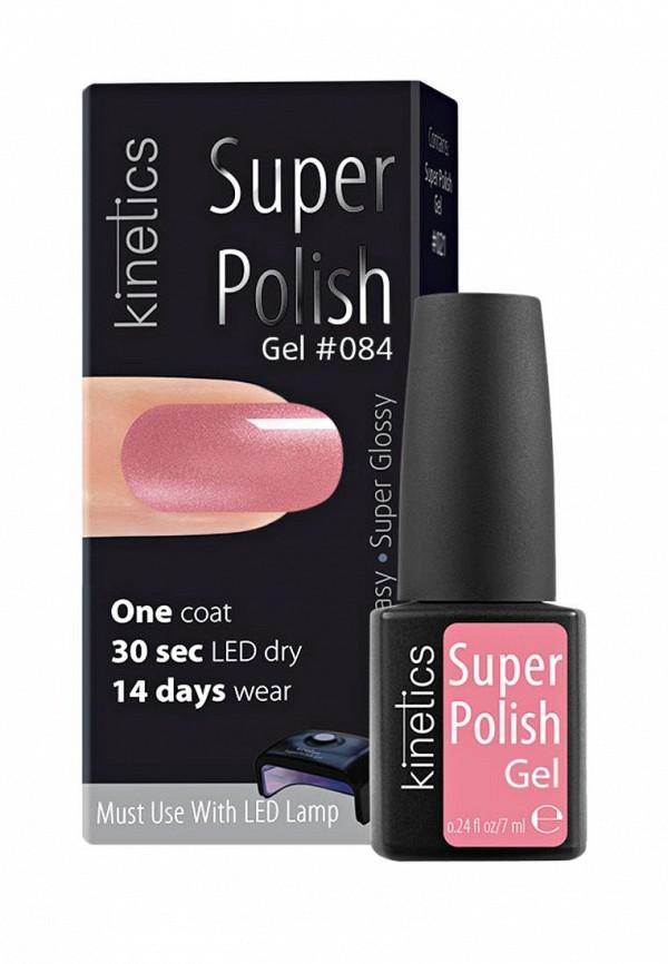 Гель-лак для ногтей Kinetics Однофазный Super Polish (084)