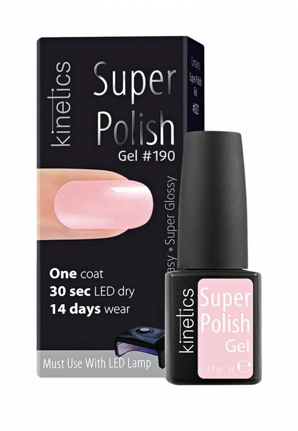 Гель-лак для ногтей Kinetics Однофазный Super Polish (190)