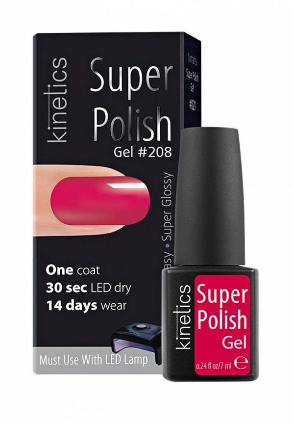 Гель-лак для ногтей Kinetics Однофазный Super Polish (208)