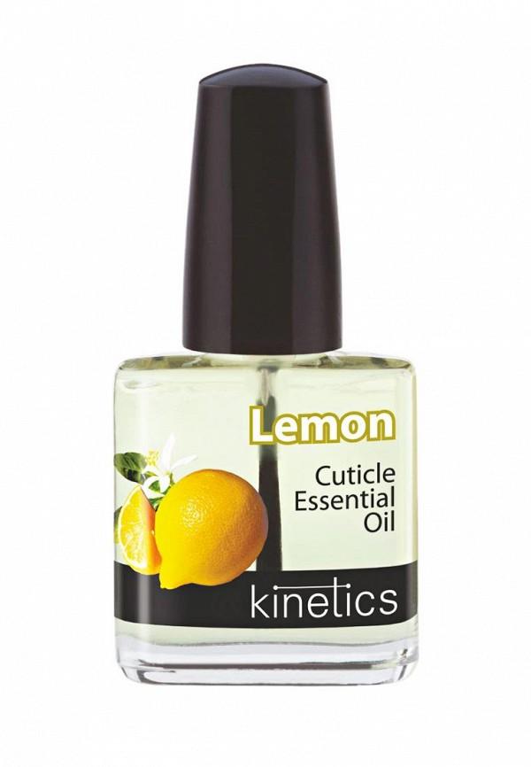 Масло для кутикулы Kinetics Lemon 0,17 oz./5 мл (лимон)