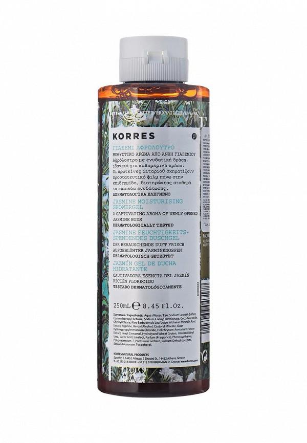 Гель для душа Korres жасмин 250 мл