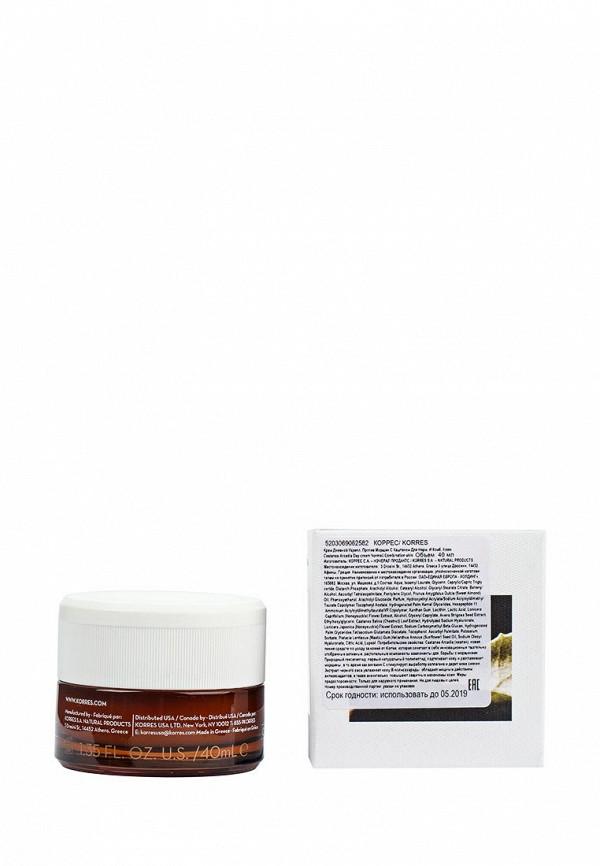 Крем Korres дневной укрепляющий против морщин с каштаном для нормальной и комбинированной кожи 40 мл