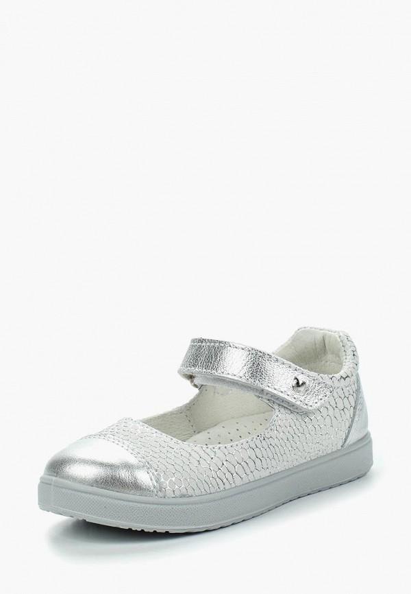 Туфли для девочки Котофей 232077-21