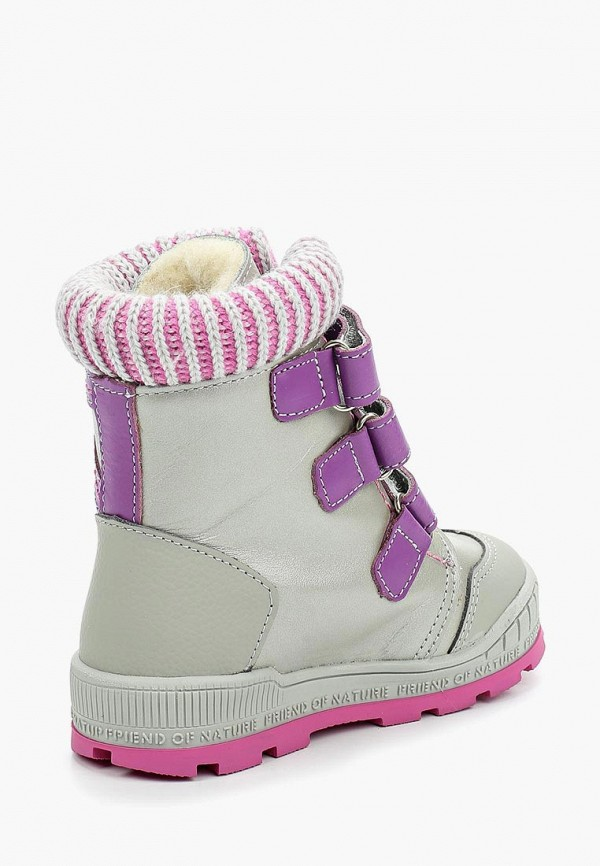 Ботинки для девочки Котофей 252097-45 Фото 2