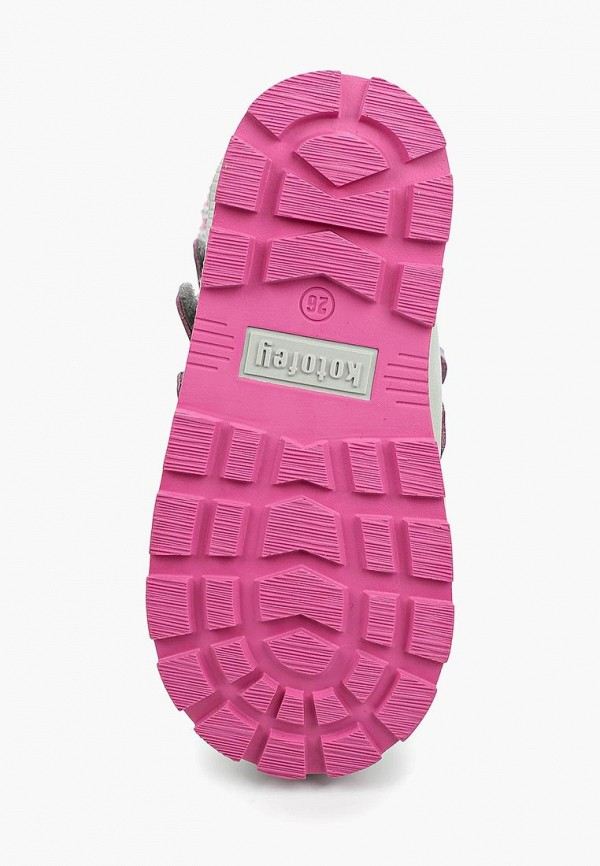 Ботинки для девочки Котофей 252097-45 Фото 3