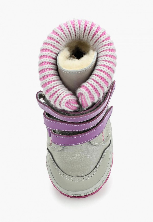 Ботинки для девочки Котофей 252097-45 Фото 4
