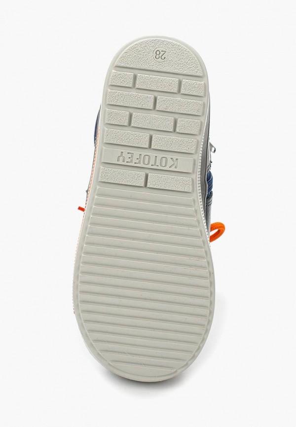 Ботинки для девочки Котофей 362068-42 Фото 3