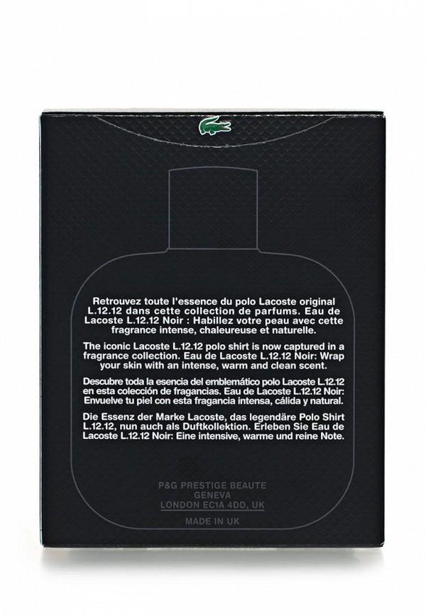 Туалетная вода Lacoste Eau De Lacoste 100 мл noir