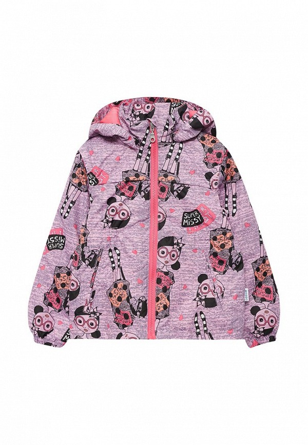 Куртка для девочки утепленная Lassie 721724R-4161