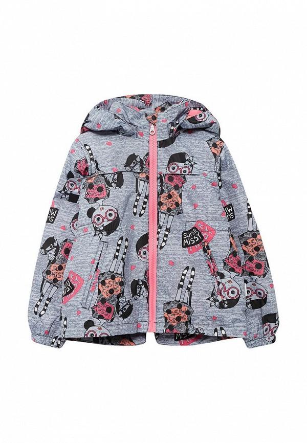 Куртка для девочки утепленная Lassie 721724R-9121