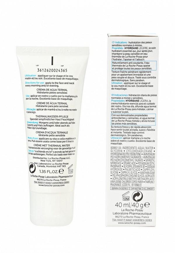 Крем для лица La Roche-Posay HYDREANE LEGERE Ежедневный, базовый увлажняющий для кожи комбинированного или нормального типа, 40 мл
