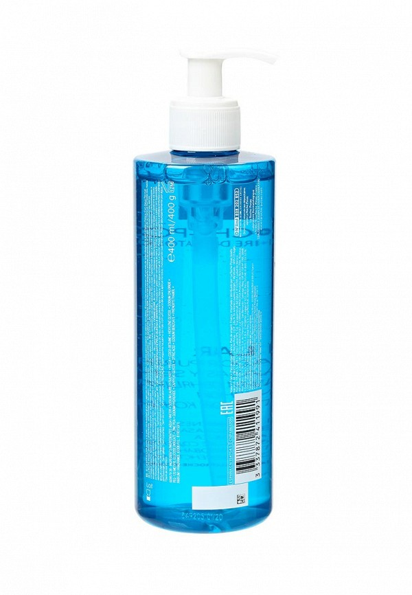 Гель для умывания La Roche-Posay EFFACLAR GEL Очищающий пенящийся для жирной кожи, склонной к акне 400 мл
