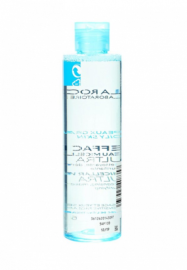 Мицеллярная вода La Roche-Posay EFFACLAR ULTRA для жирной проблемной кожи 200 мл