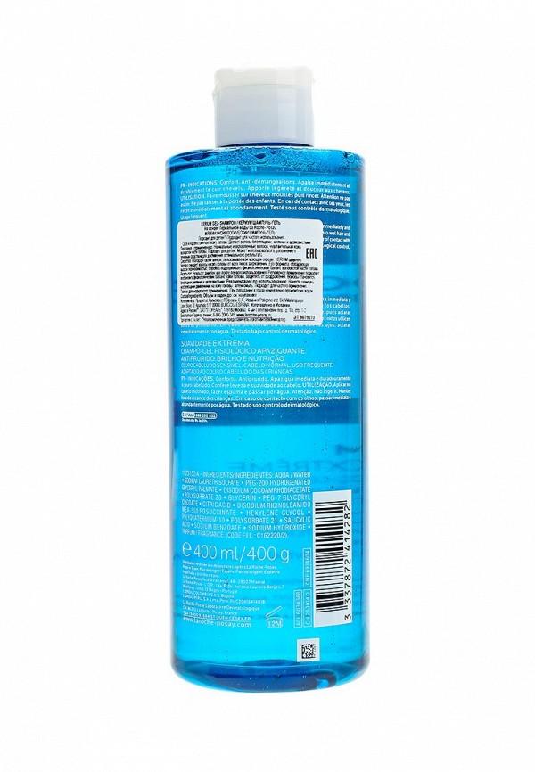Шампунь La Roche-Posay Kerium Мягкий физиологический гель 400 мл