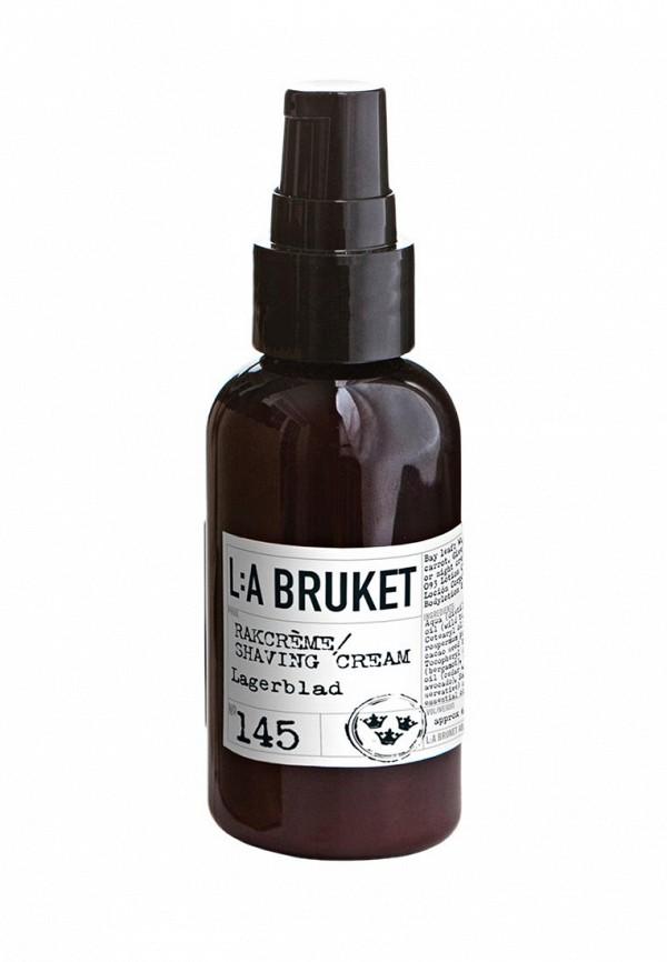Крем для бритья La Bruket 145 LAGERBLAD 60 мл