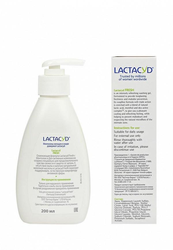 Средство Lactacyd для интимной гигиены Фреш освежающее, 200 мл