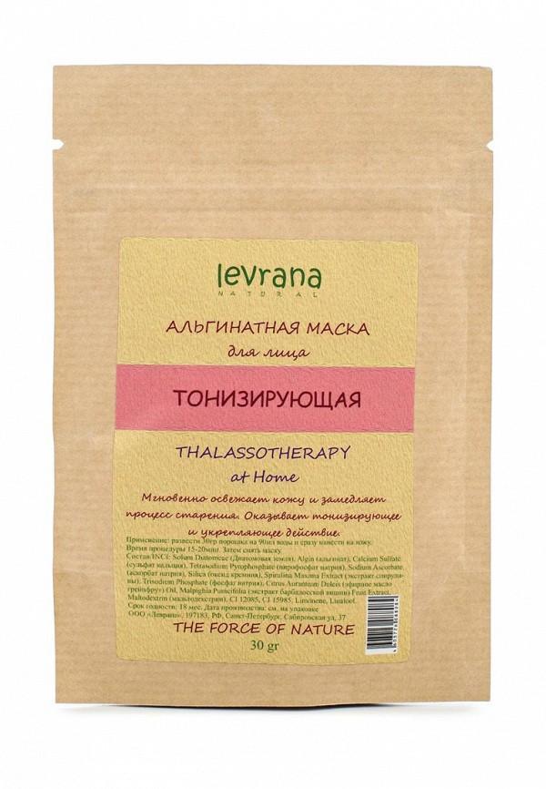 Маска для лица Levrana альгинатная, тонизирующая, 30 гр